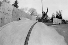 Kyle Bowler - Shredding the new taco at Hadley Park - Lowell, MA